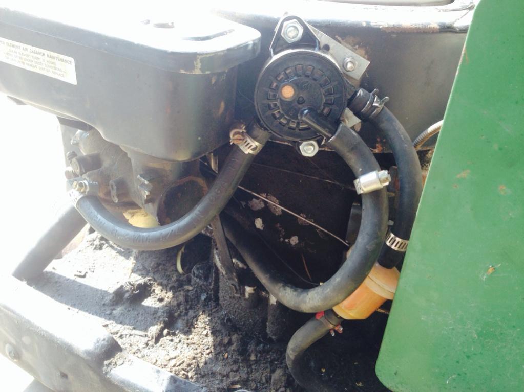 john deere 111 fuel pump   My Tractor ForumMy Tractor Forum