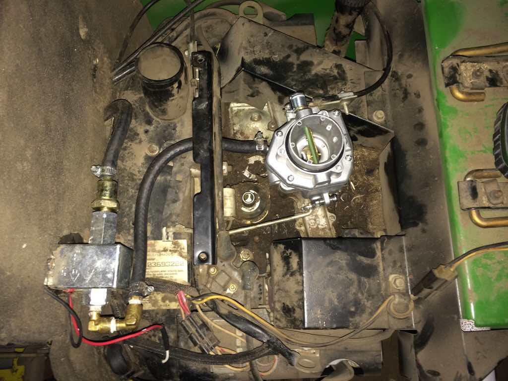 Best 318 Electric Fuel Pump - MyTractorForum com - The
