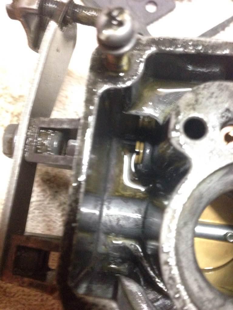 318 Carburetor Cleaning - MyTractorForum com - The Friendliest