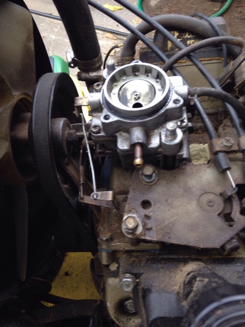 Seeking Wisdom- 425 Carburetor - Mytractorforum Com