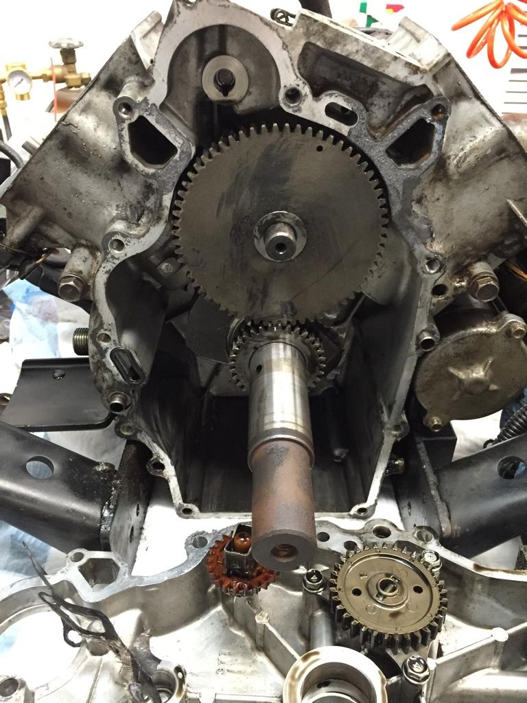 Kawasaki FD620D rebuild questions - MyTractorForum com - The
