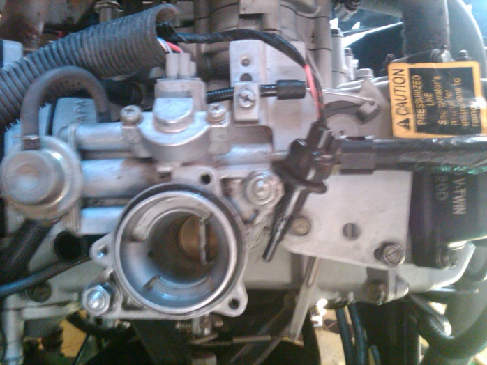 445 throttle body linkage mytractorforum the friendliest click image for larger version name img00337 20110121 1151g views sciox Images