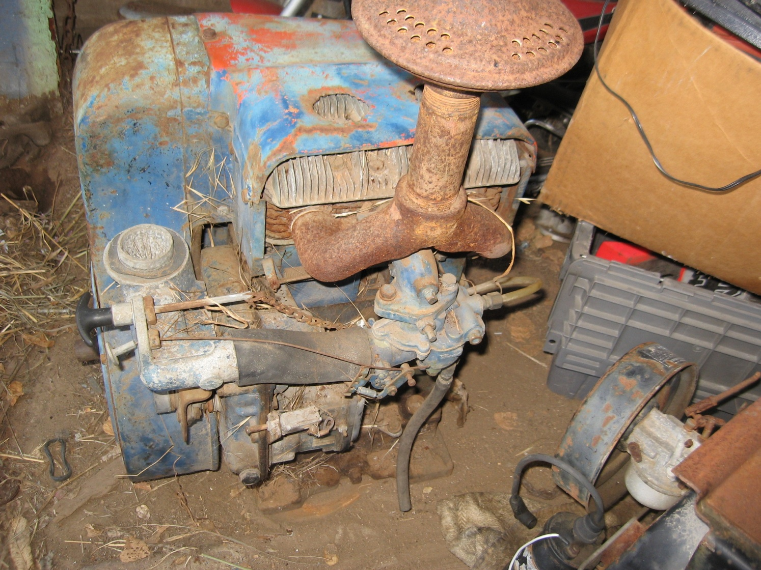 Wisconsin THD engine info needed - MyTractorForum com - The