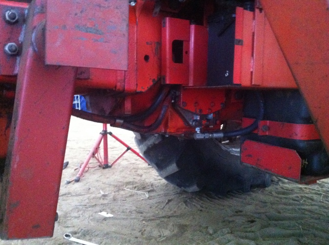 IH 1486 Hydraulics slow - MyTractorForum com - The