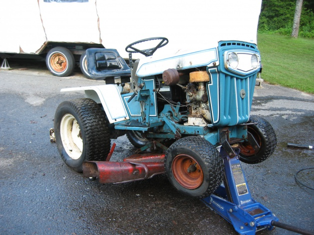 1971 Mtd Tractors : The show off your tractor thread page mytractorforum