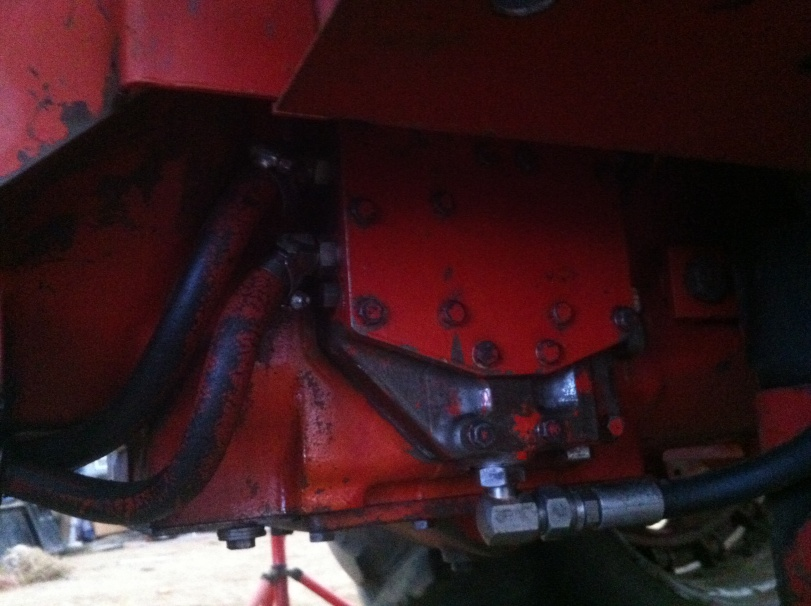 IH 1486 Hydraulics slow - MyTractorForum com - The Friendliest