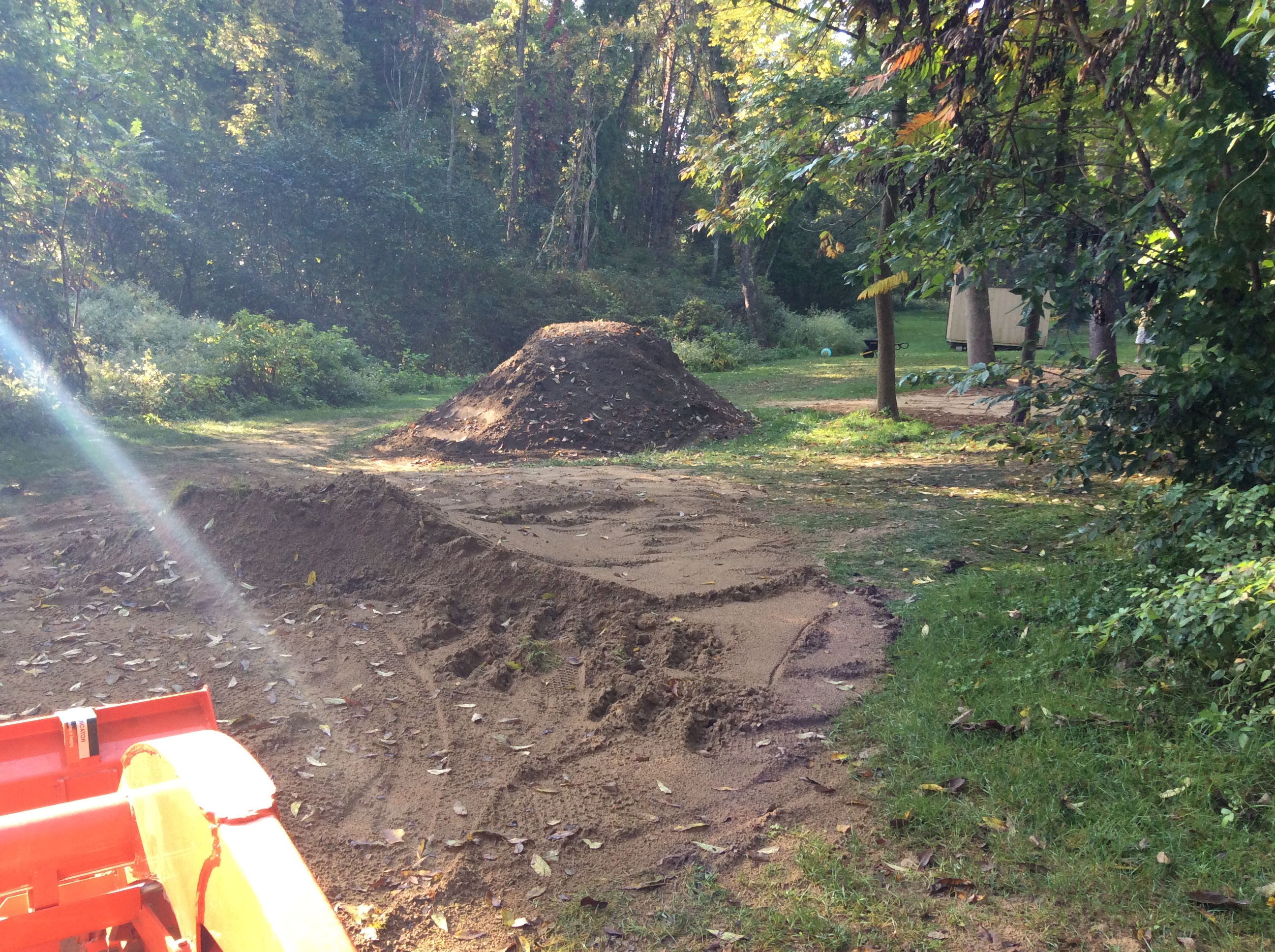 Moved 45 Yards of Dirt-Toothbar N/G - MyTractorForum com