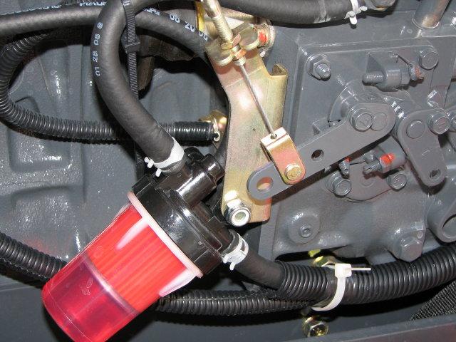 2003 jaguar fuel filter bx2660 fuel filter/water separator - mytractorforum.com ... kubota fuel filter mount