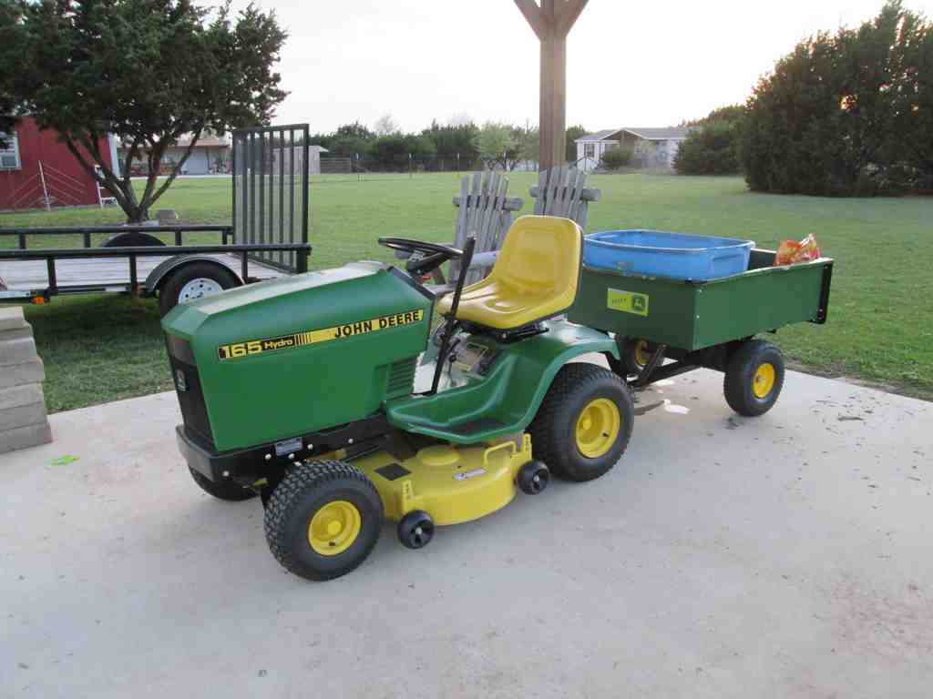 Why Is My Old John Deere Trailer So Sought After My Tractor Forum