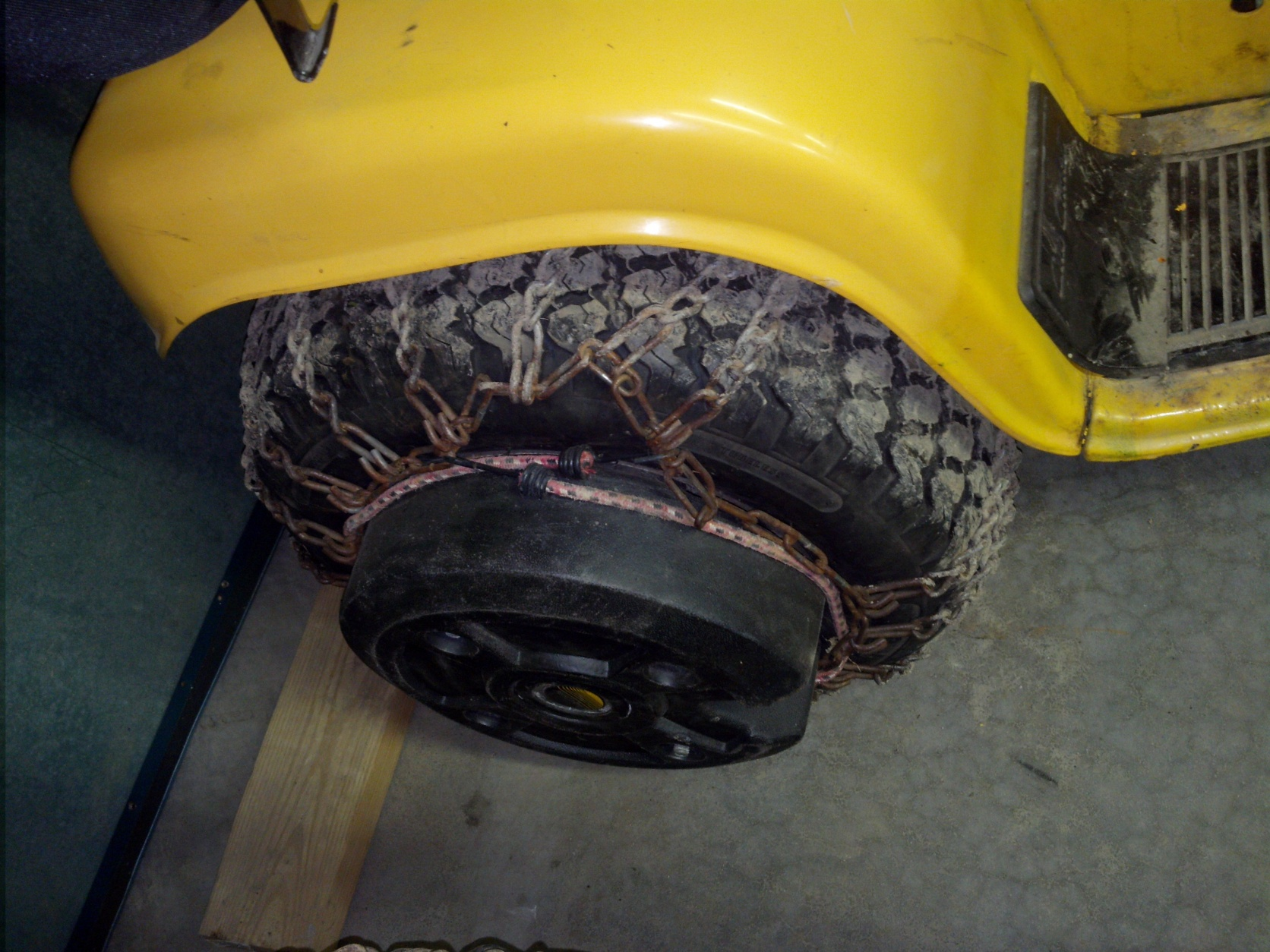 Cub Cadet 1641 locked differential? - MyTractorForum com - The