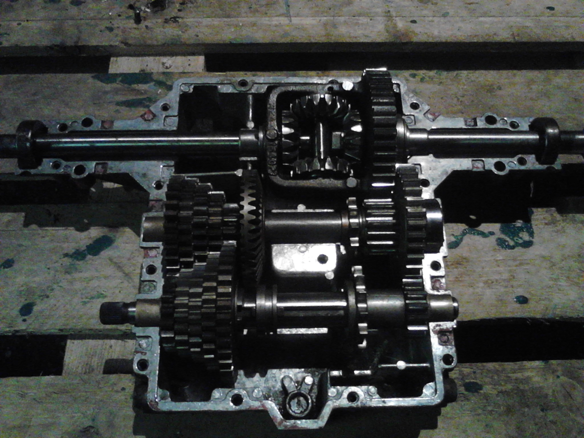 Peerless 801-038B R&R - Page 2 - MyTractorForum com - The