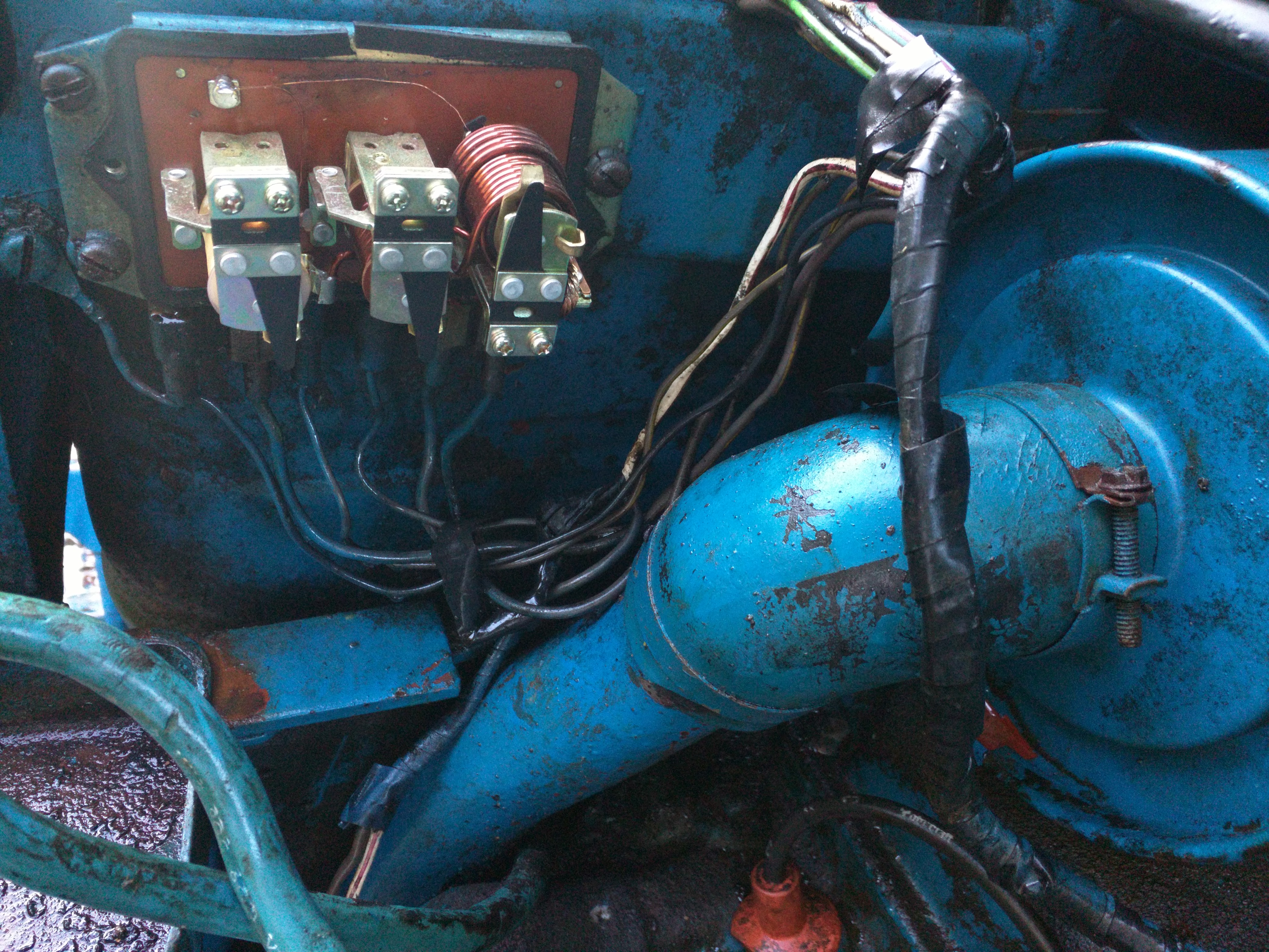 Ford 2000 Gas Tractor Electrical Issues The 1970 Wiring Click Image For Larger Version Name Img 20150831 1828021 Views 262