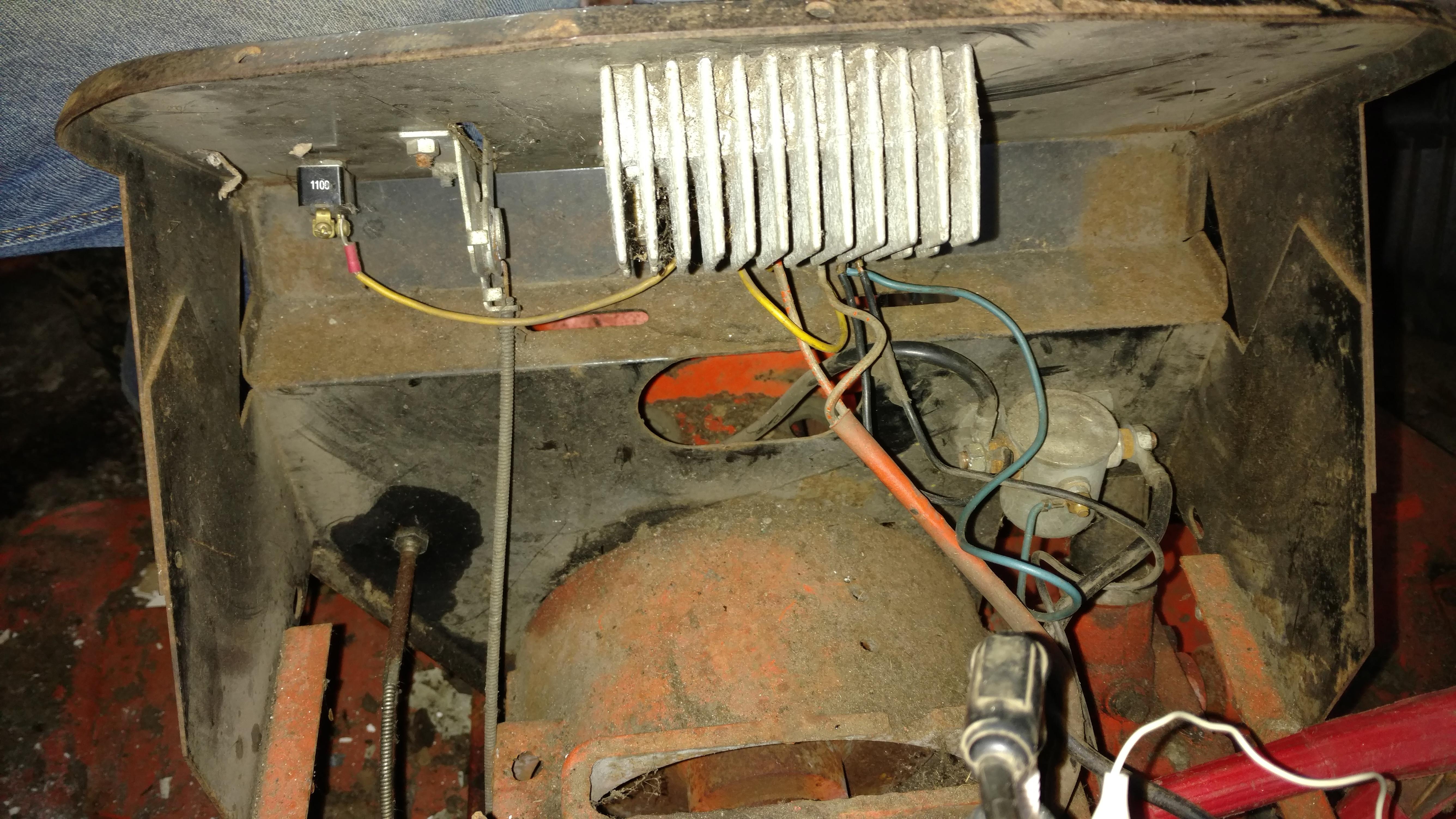 Kohler K321 Electronic Ignition - Rona Mantar