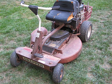 The Good Ole' Snapper - MyTractorForum com - The Friendliest