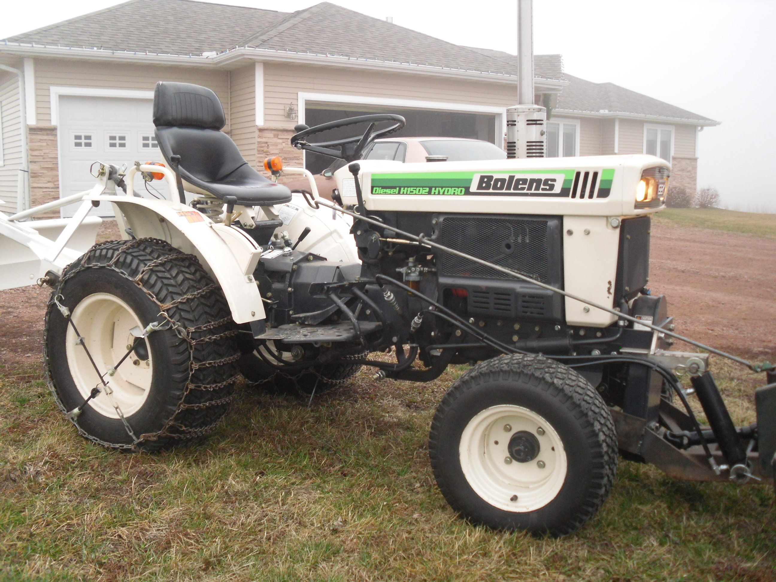 New to me H1502 with questions - MyTractorForum com - The