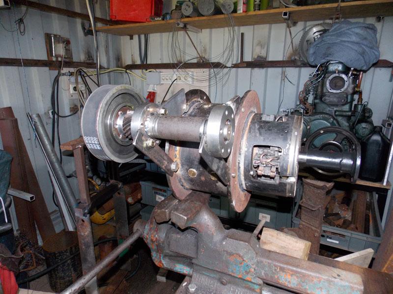 Click image for larger version  Name:jackshaft mounted  with belt.jpg Views:7 Size:151.3 KB ID:2388701