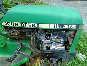 John Deere 318 Project - MyTractorForum com - The
