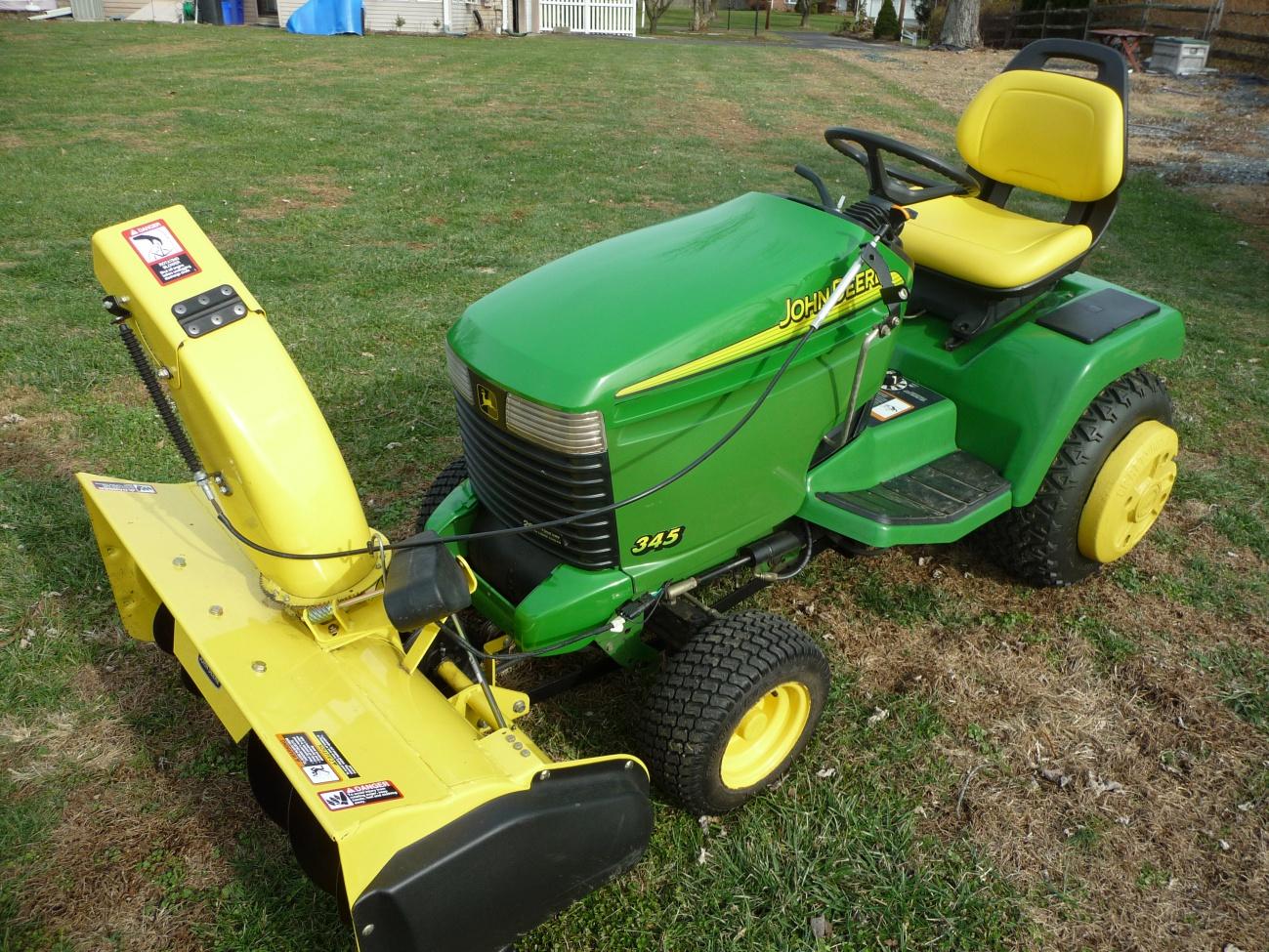 john deere 325 lawn tractor wiring diagram image 2