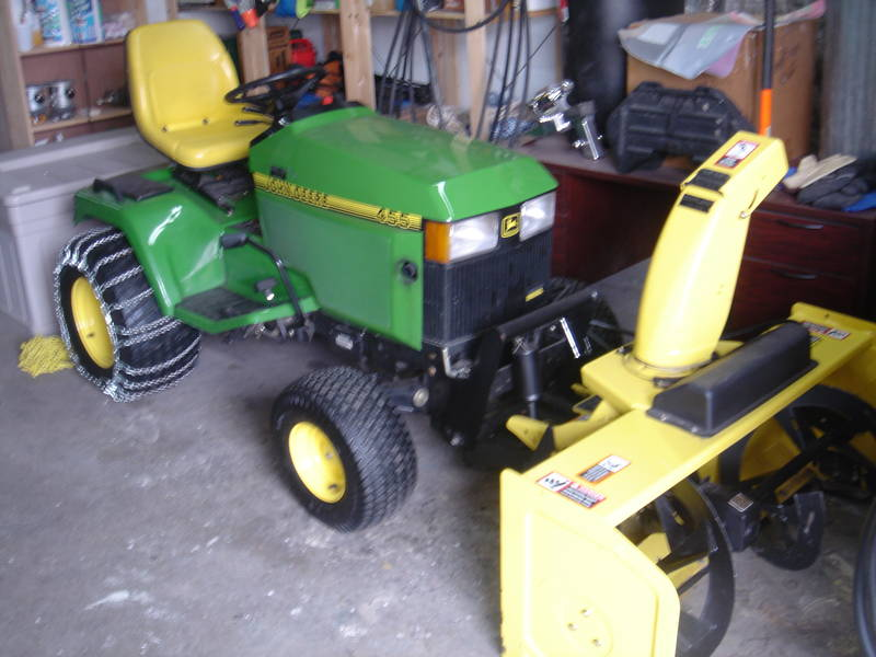 John Deere 455 So Hard To Find Mytractorforumcom The