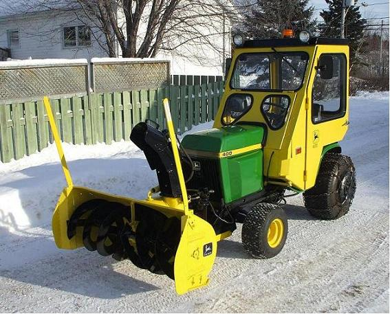 Finally -- COZY CAB! - Page 5 - MyTractorForum com - The