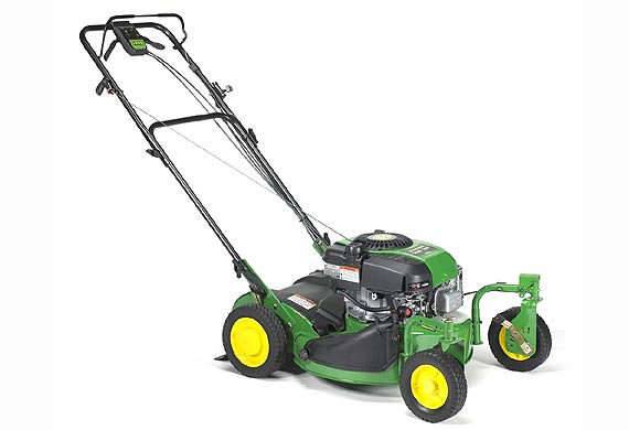 Push Mowers With Front Casters My