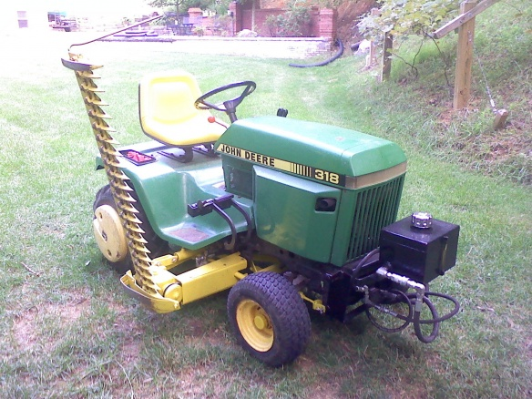 John Deere 318 Attachments Related Keywords & Suggestions