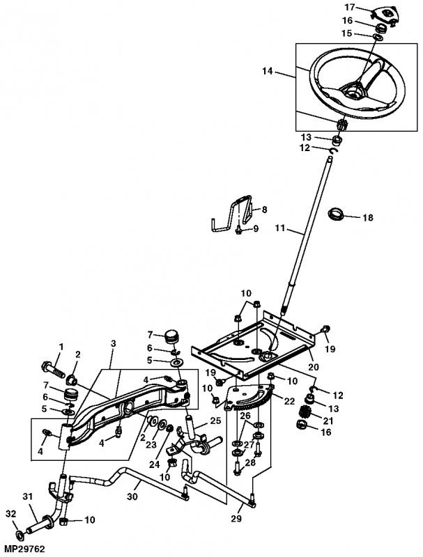 272144122335 furthermore John Deere Lawn Tractors Maintenance in addition 290838124570 also John Deere Steering Repair Kit AM122732KIT furthermore 191679795092. on john deere steering sector gear