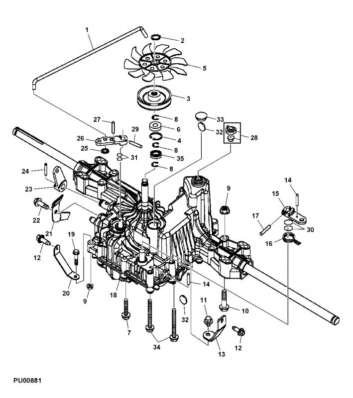 Adding Fluid Reservoir to L130 K46 Transmission