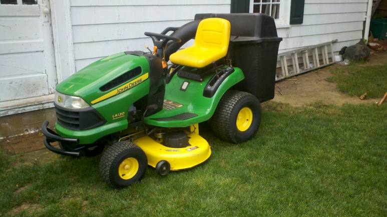 John Deere La120 My Tractor Forum