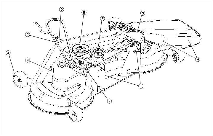 265543 John Deere L G Belt Routing Guide
