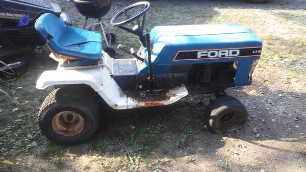 Ford Lawn Tractor (yt16?) Value - MyTractorForum.com - The ...
