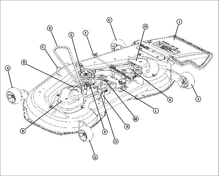 John Deere 48 Deck Belt Manual Guide