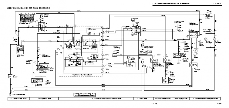 Looking for an LX277 wiring diagram - MyTractorForum.com ... on