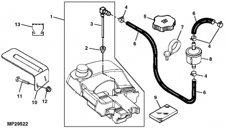 John Deere Parts Diagram 48c Mower moreover F525 Pto Switch Wiring Diagram as well Wiring Diagram For John Deere Z425 moreover Pto Wiring Diagram as well John Deere 318 Lawn Tractor Wiring. on john deere f525 wiring diagram