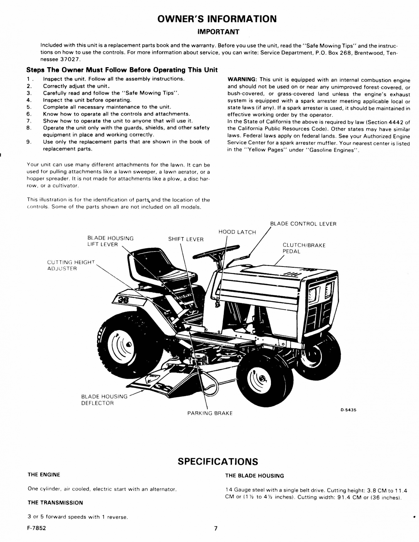 project murray - Page 4 - MyTractorForum com - The