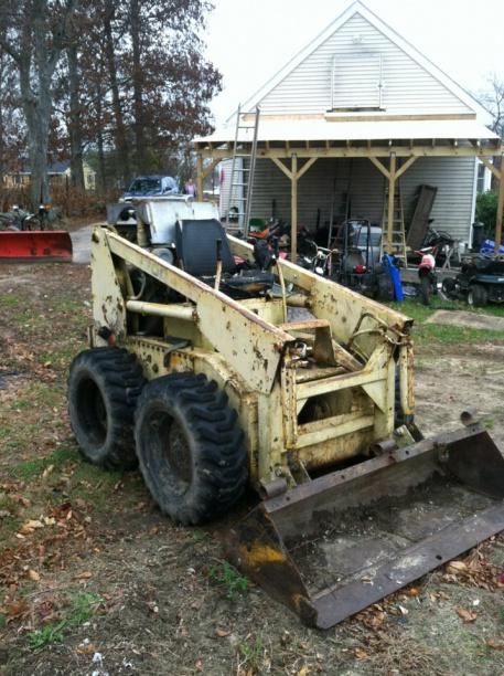 Which Skid Steer? - MyTractorForum com - The Friendliest Tractor
