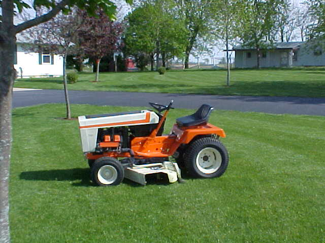simplicity 4 cyl  - MyTractorForum com - The Friendliest Tractor