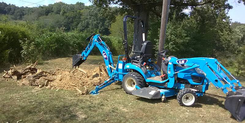 Sub Compact Utility Tractor searching - MyTractorForum com