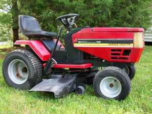 Agway/Murray GT 18/42 - MyTractorForum com - The Friendliest Tractor