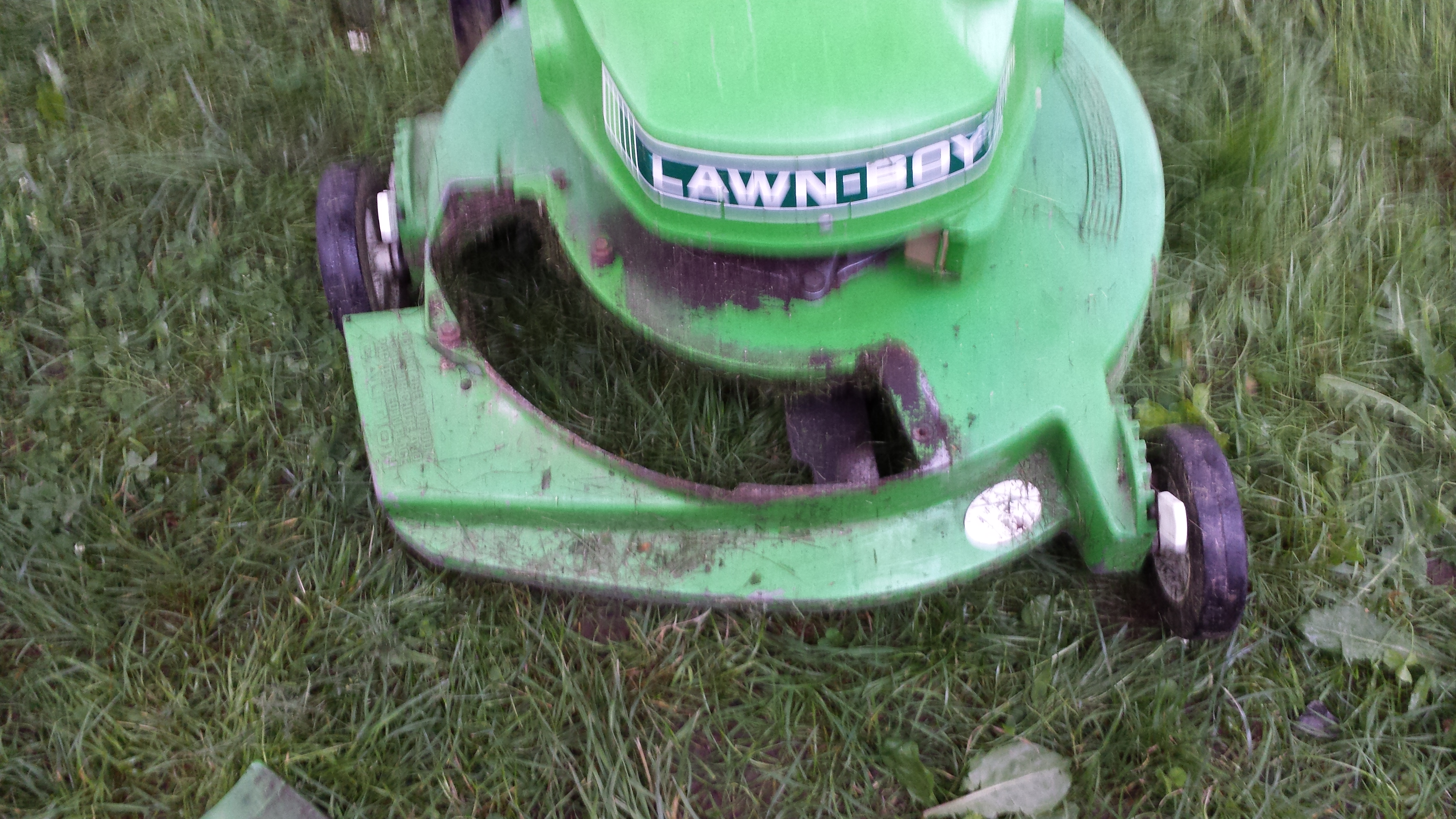 Correct blade for my lawn boy MyTractorForum The Friendliest