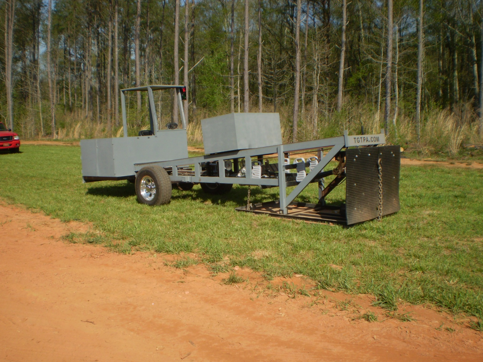 Pulling sled I'd like to build one. - MyTractorForum.com ...