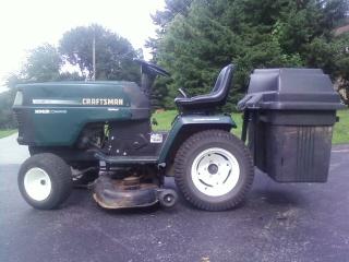 need garden tractor info MyTractorForumcom The Friendliest