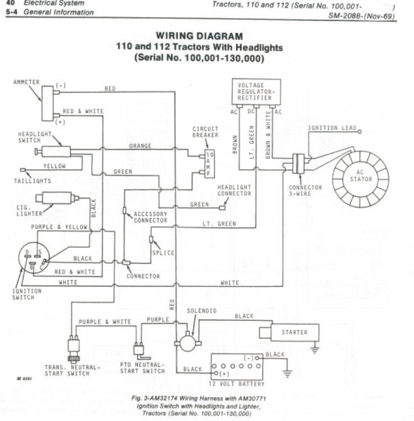 Starting Issues JD 112 | My Tractor Forum on john deere l110 wiring-diagram, john deere f935 wiring-diagram, john deere ignition wiring diagram, john deere 757 wiring-diagram, john deere 145 wiring-diagram, john deere mower wiring diagram, john deere gt275 wiring-diagram, john deere 3010 wiring-diagram, john deere 2305 wiring-diagram, john deere 110 wiring diagram, john deere gator 4x2 engine diagram, john deere b wiring, john deere 212 wiring-diagram, john deere 322 wiring-diagram, john deere gt235 wiring-diagram, john deere electrical diagrams, john deere 111h wiring-diagram, john deere 455 wiring-diagram, john deere wiring harness diagram, john deere 180 wiring-diagram,