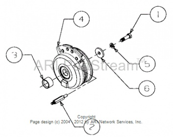 Cub Cadet Electric Clutch Removal