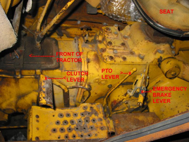 ford 420 backhoe manual