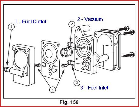 Briggs Fuel Pump Diagram - All Diagram Schematics