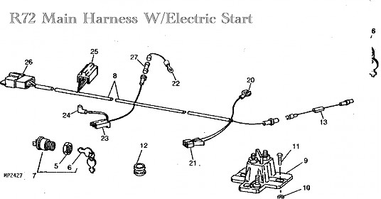 john deere l120 pto switch wiring diagram wiring diagram wiring harness john deere home diagrams