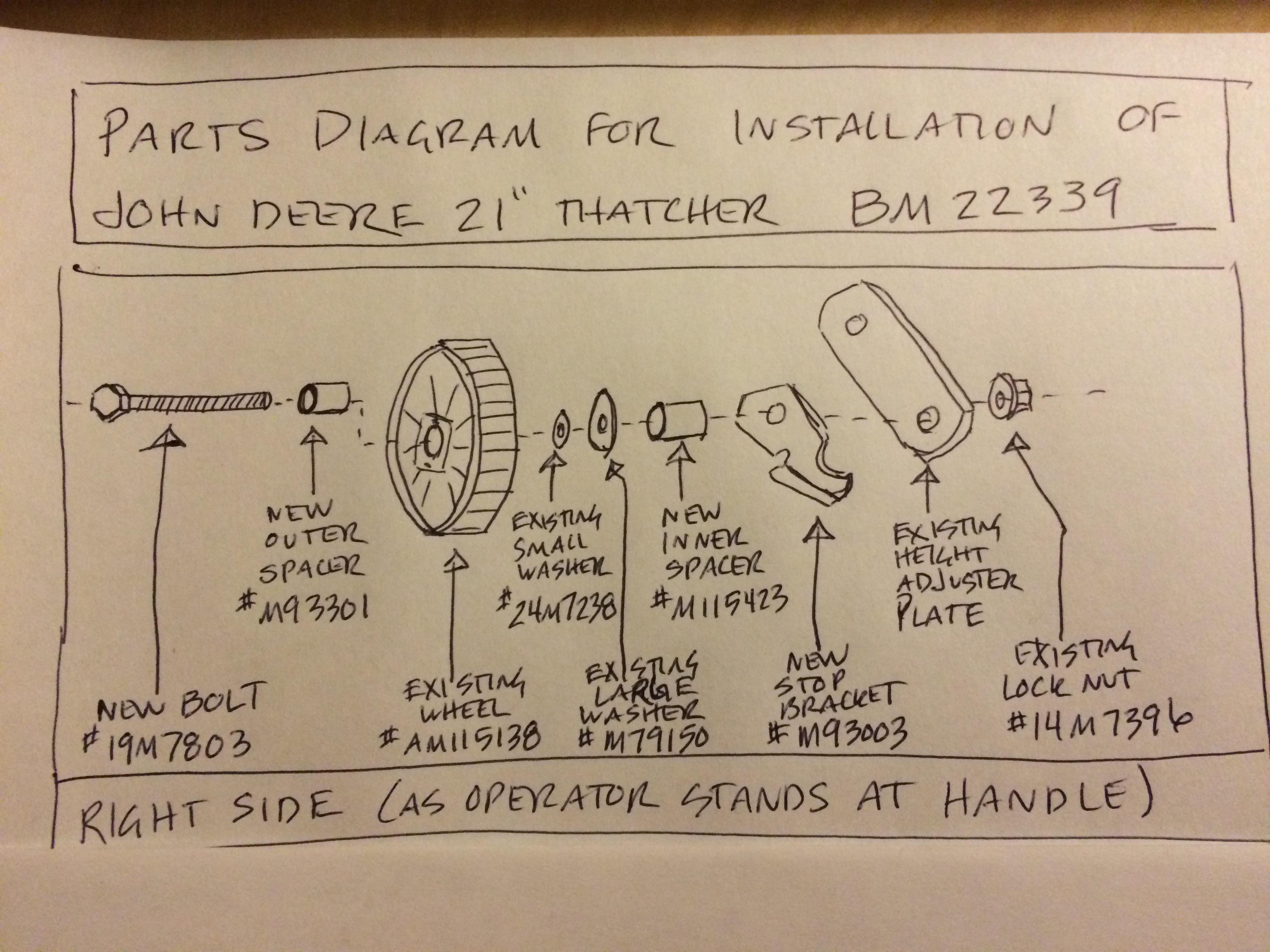 25 John Deere Jx75 Parts Diagram