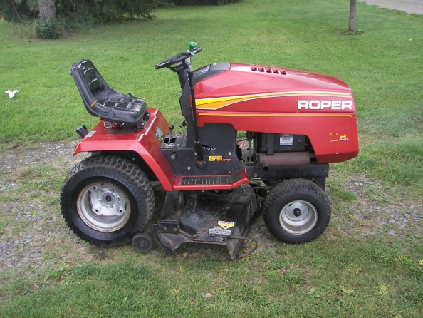 [DHAV_9290]  What a monster! Finally, a real machine!   My Tractor Forum   Roper Tractor Wiring Diagram      My Tractor Forum