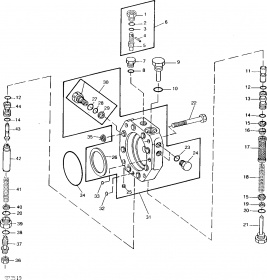 john deere hydraulic pump issues - MyTractorForum.com - The ... on